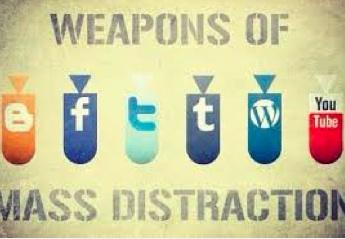 Mass distraction
